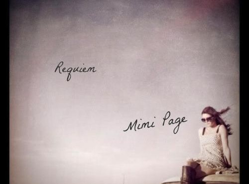 Mimi Page Stuns With Requiem