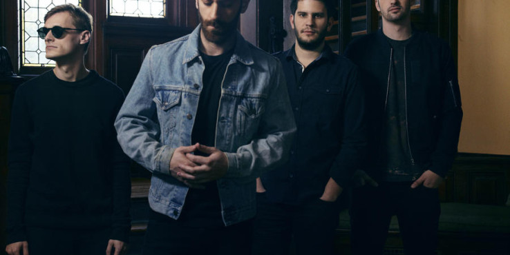 Chatting With Sam Harris of X Ambassadors