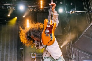 Bumbershoot 2015 - Brand New: Photo Courtesy of Rhapsody