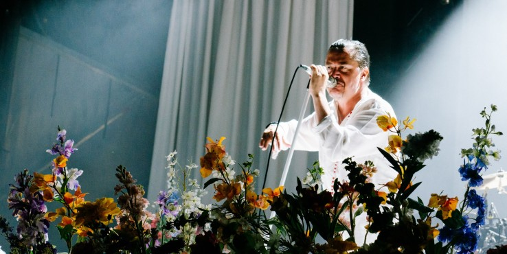 Faith No More Still Rockin'