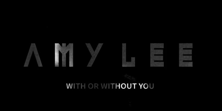 Amy Lee – With Or Without You