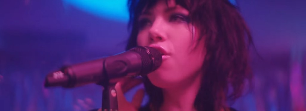 """Carly Rae Jepsen - """"Your Type"""" YouTube Screen Capture"""