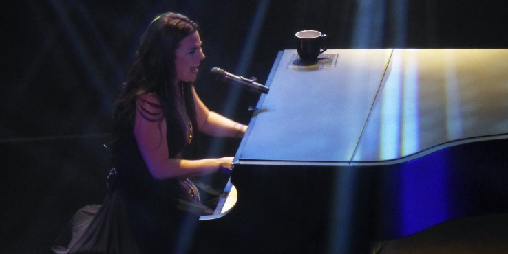 Evanescence & VERIDIA Rock The Wiltern