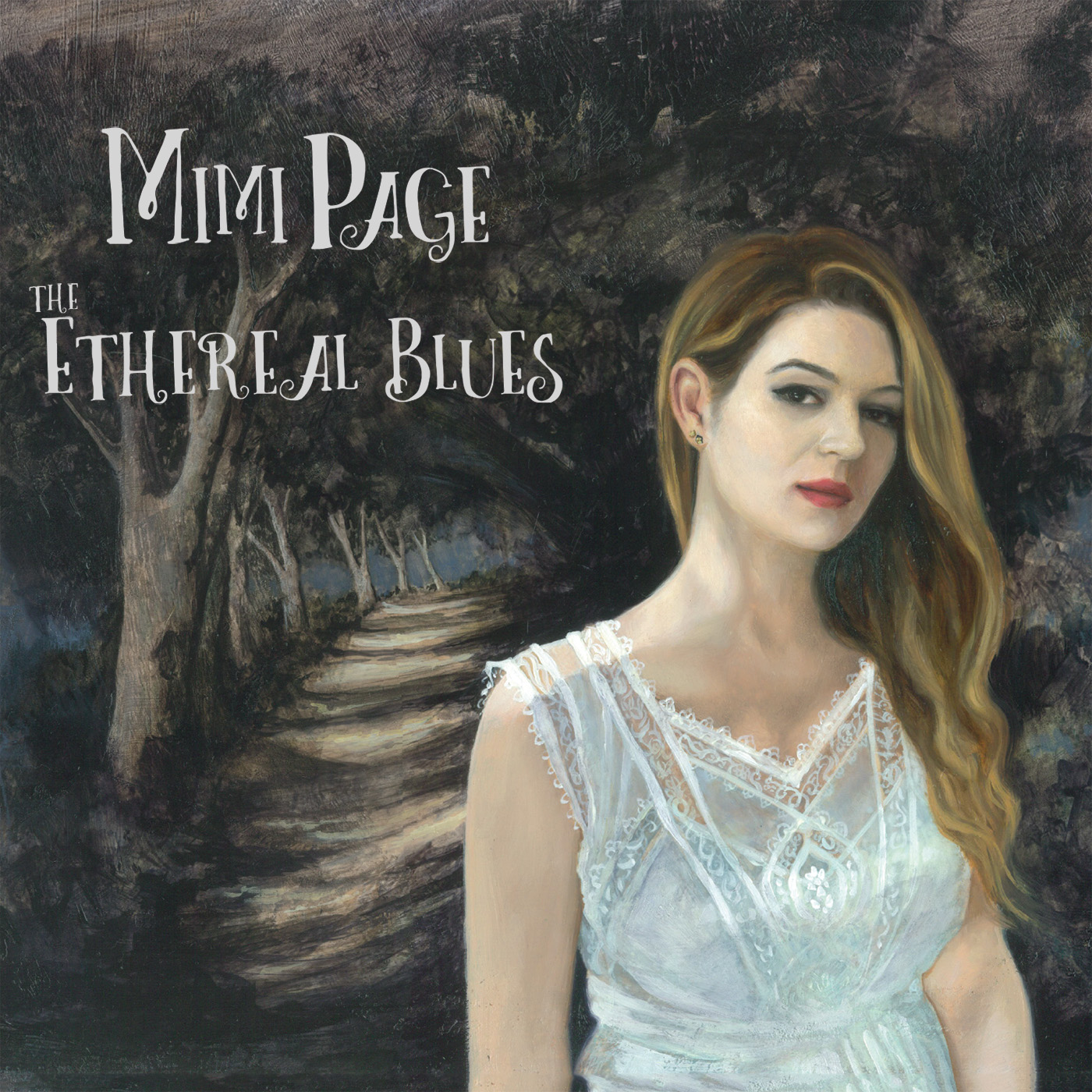 Mimi Page - The Ethereal Blues