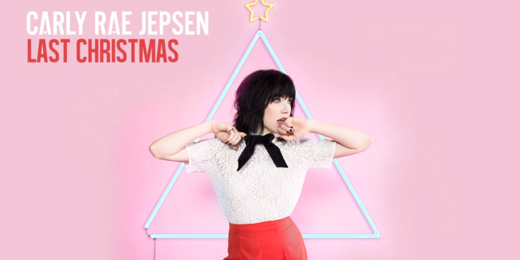 Carly Rae Jepsen Kicks Off Christmas Music Time