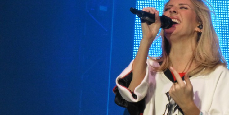 Getting To Know Ellie Goulding