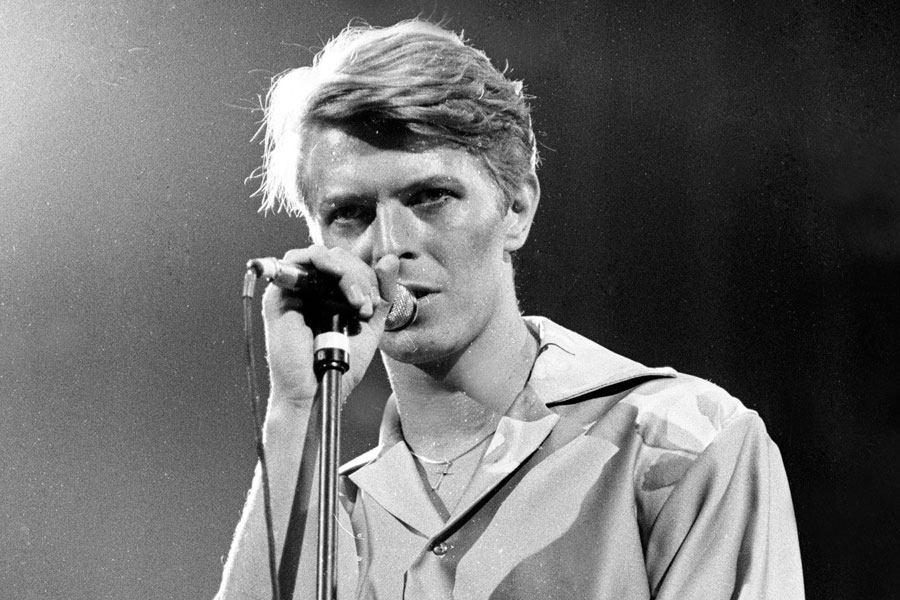 David Bowie - Photo Courtesy of Getty Images