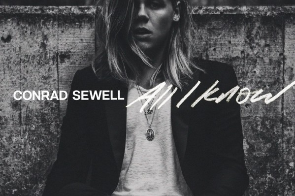 Conrad Sewell Brings A Whole Lot of Soul With Brand New EP