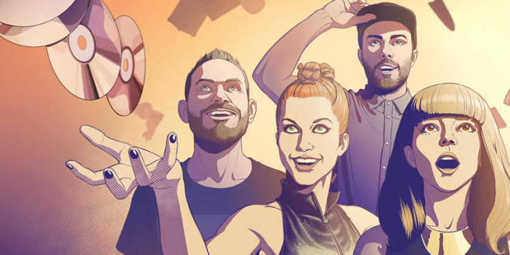 CHVRCHES & Hayley Williams Rise Above