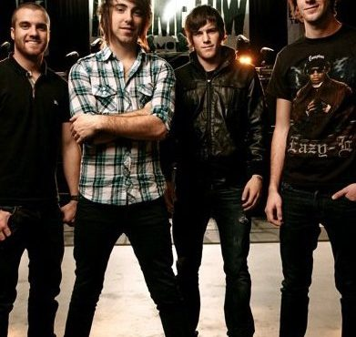 Warm Up For Van's Warped Tour: 2011 Interview with All Time Low