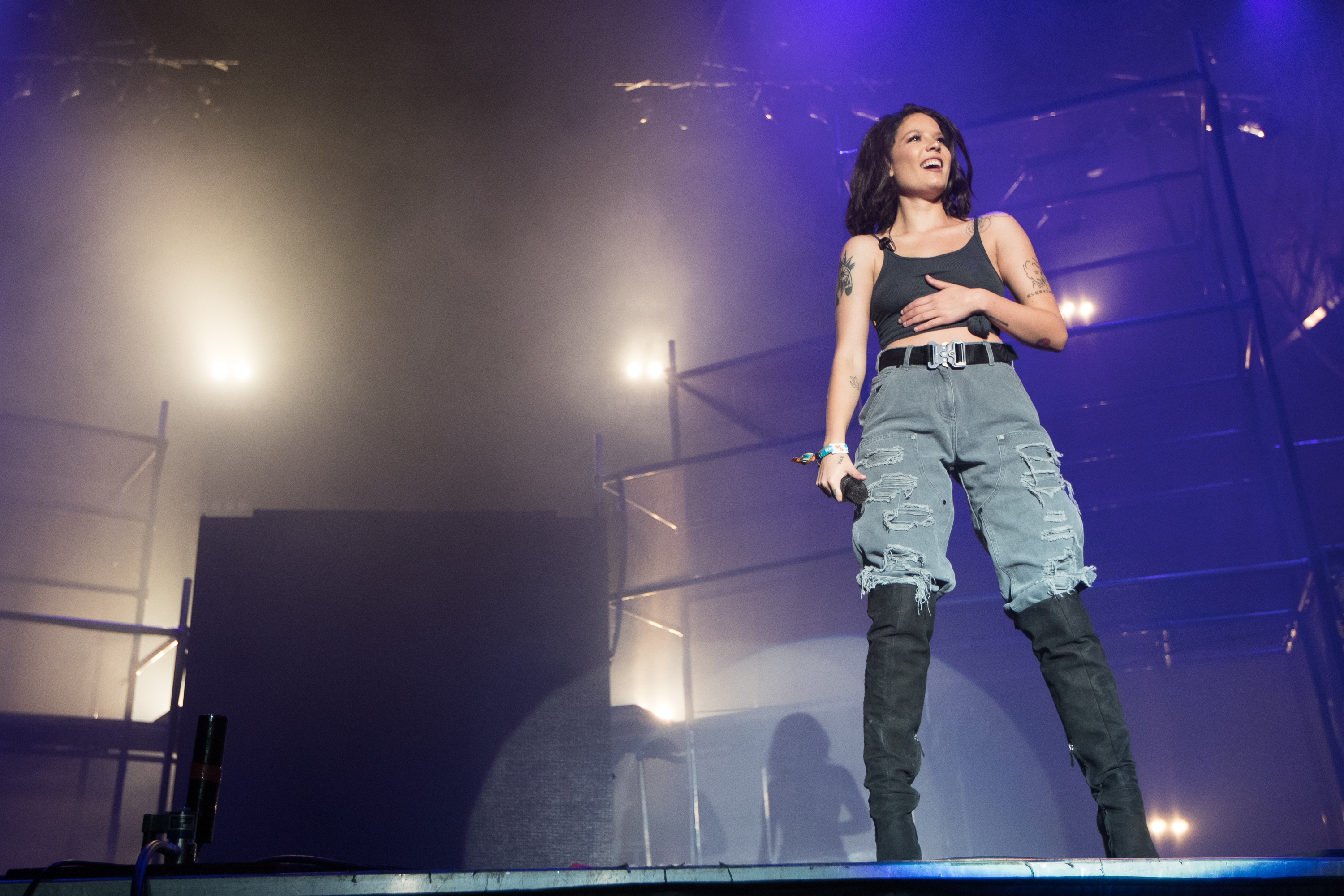 Halsey - Bumbershoot 2016 (Favorites 2016)