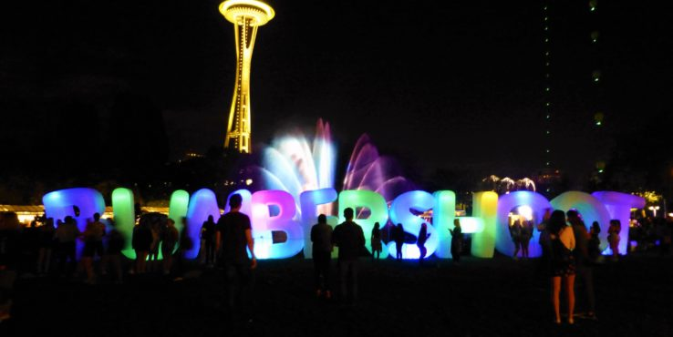Bumbershoot 2016: Day 3 From Aaron