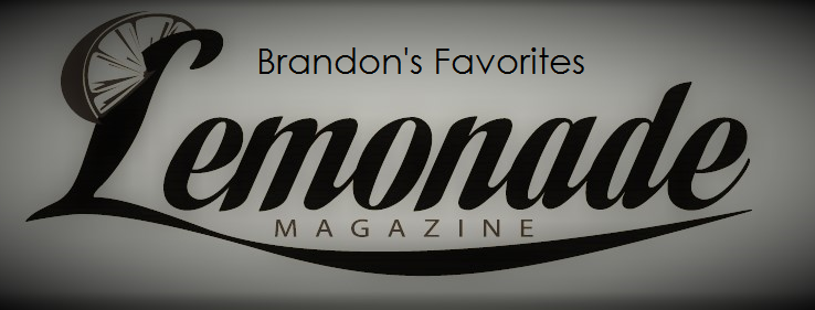 Editor in Chief, Brandon's Favorites of 2016
