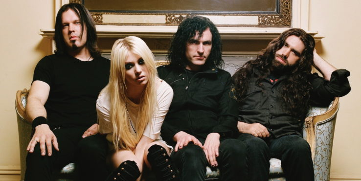 #TBT Taylor Momsen of The Pretty Reckless