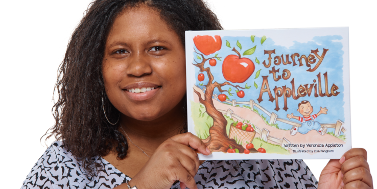Veronica Appleton Pens New Children's Book