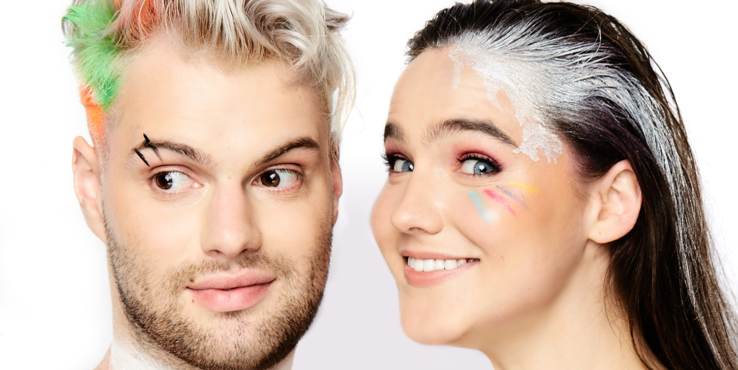 SOFI TUKKER Drop New Single Best Friend
