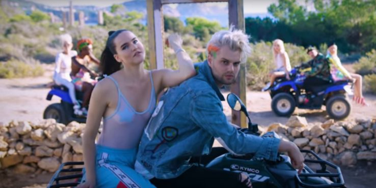 Best Friend Video Is A Love Fest for SOFI TUKKER
