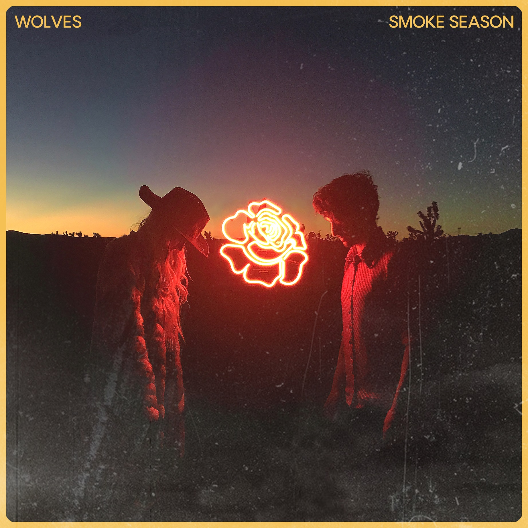 Smoke Season - Wolves