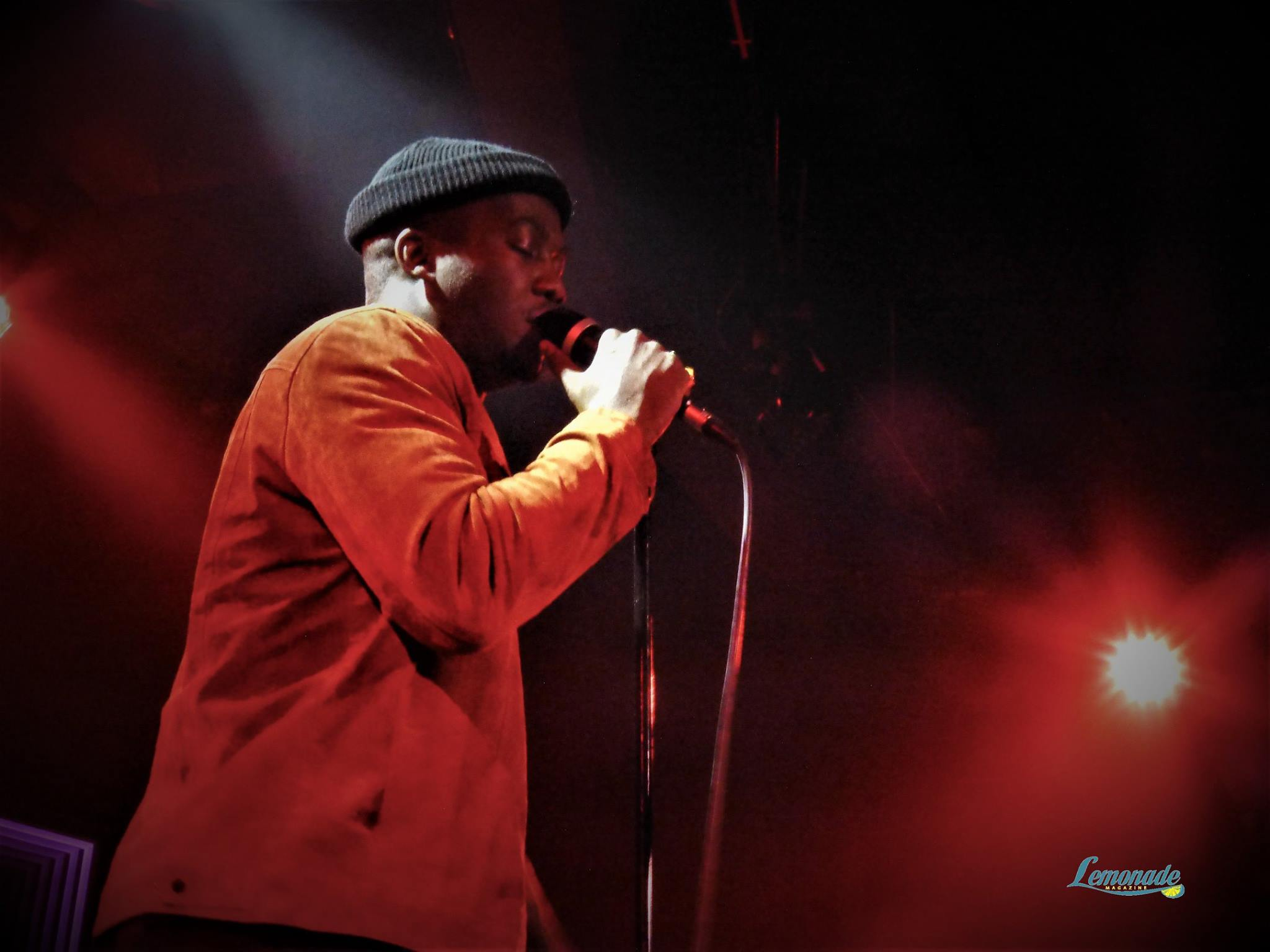 Jacob Banks - Photo by Aaron Mannari