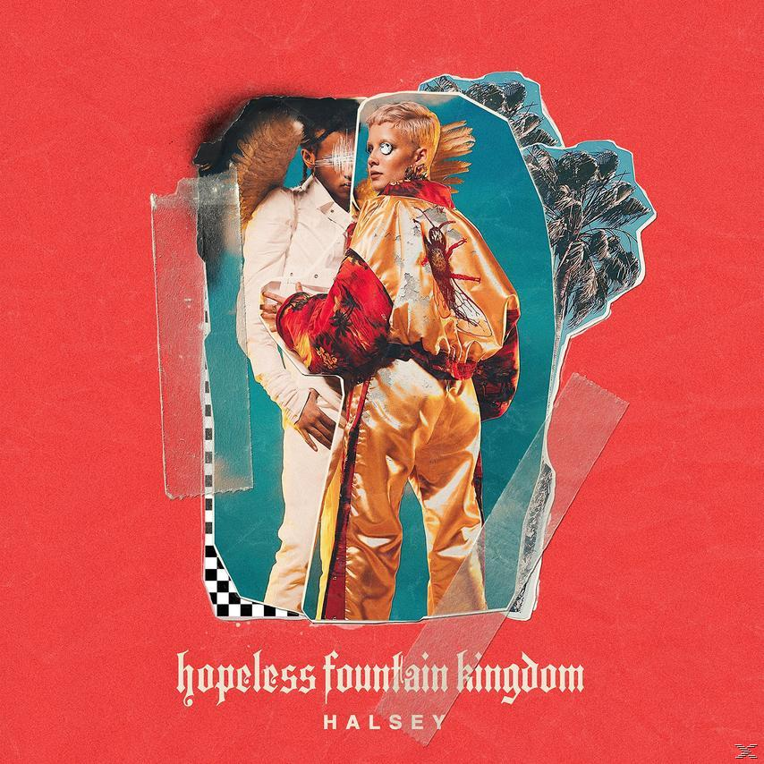 2017 Album of the Year: hopeless fountain kingdom - Halsey
