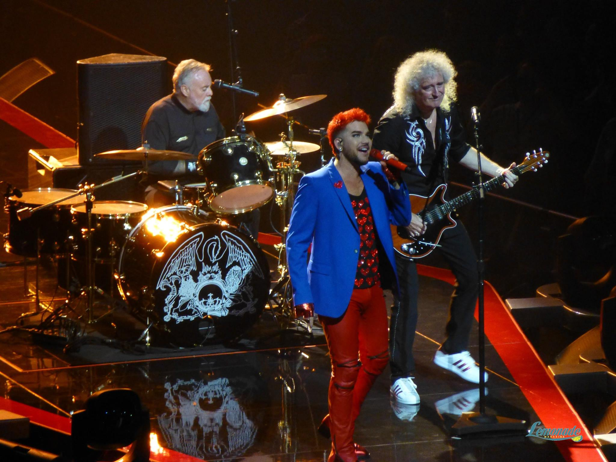 2017 Band of the Year: Queen - Photo by Aaron Mannari