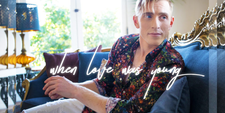 Payson Lewis Remembers When Love Was Young