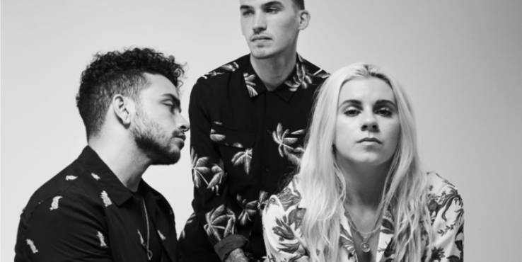 Marian Hill's Jeremy Lloyd Remixes PVRIS & Jaymes Young