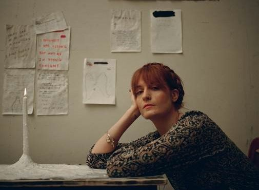 Florence + The Machine Debuts Brand New Single