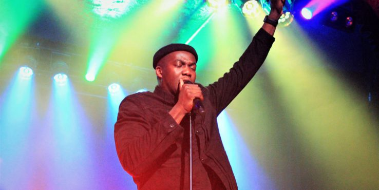 Jacob Banks & Jamie N Commons Descend On Showbox