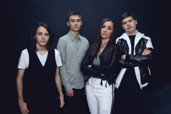 """PREMIERE: Band of Silver Covers """"Mr. Brightside"""""""